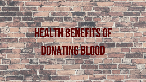 Health Benefits of Donating Blood