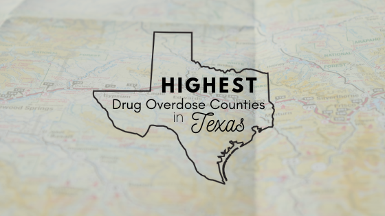 Highest Drug Overdose Counties in Texas-2